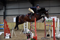 Pencoed College British Showjumping January 2017
