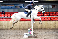 Unaffiliated Showjumping Championships & open jumping 7th April 2018
