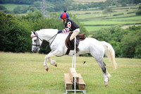 Alps Eventing for the first time July 2014
